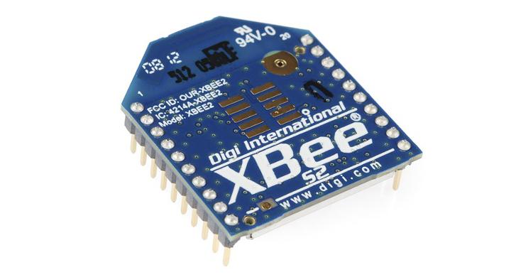 XBee serie 2 _foto