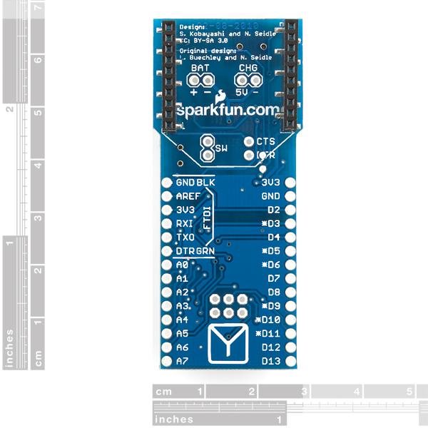 Arduino fio xbee cl comunicación inalámbrica para tu